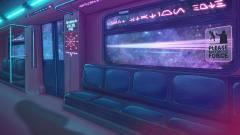 Befejezetlen vasútvonalra bukkant a Cyberpunk 2077-ben egy játékos kép