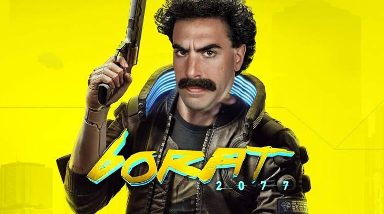 Napi büntetés: a Cyberpunk 2077 és a Borat keverékével azonnal játszanánk bevezetőkép