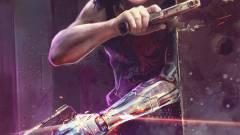 Akár így nézhetett volna ki Keanu Reeves karaktere a Cyberpunk 2077-ben, ha nem ő kapja meg a szerepet kép