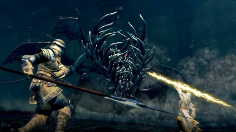 Egy streamer végigjátszotta a teljes Soulsborne sorozatot, egyetlen bekapott találat nélkül bevezetőkép