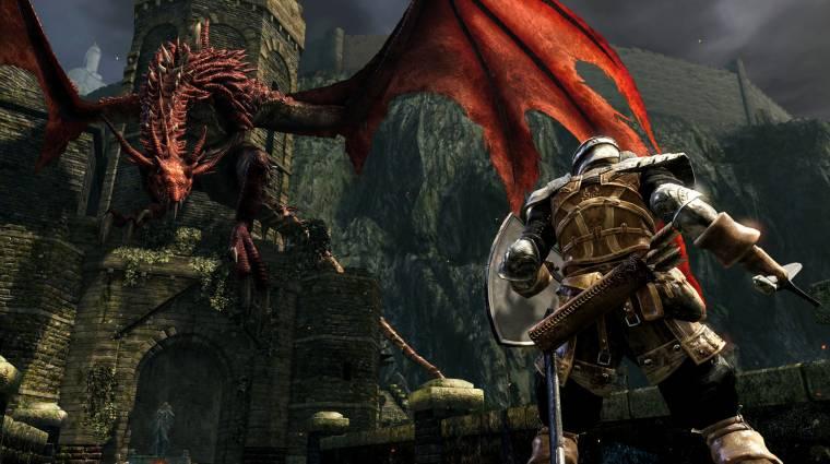 Dark Souls Remastered - megvan a Switches megjelenés dátuma bevezetőkép