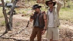 Kamu a Krokodil Dundee folytatása, de itt egy új trailer kép