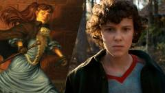 A Stranger Things sztárja alakíthatja Sherlock Holmes húgát kép