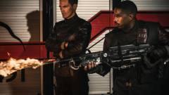Látványos előzetest kapott a Fahrenheit 451 HBO-s feldolgozása kép