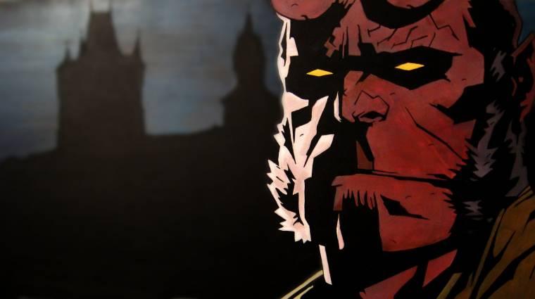 A Bosszúállók egyik sztárja lett volna eredetileg Hellboy kép
