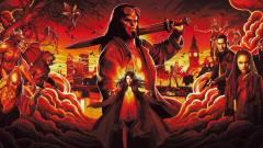 A humorra helyezi a hangsúlyt a Hellboy reboot első előzetese kép