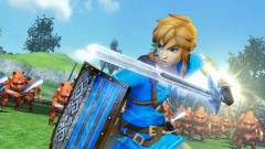 Megjött az első Hyrule Warriors: Definitive Edition trailer, főszerepben Link és Zelda kép