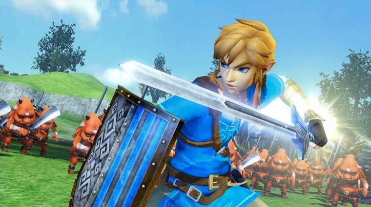 Megjött az első Hyrule Warriors: Definitive Edition trailer, főszerepben Link és Zelda bevezetőkép