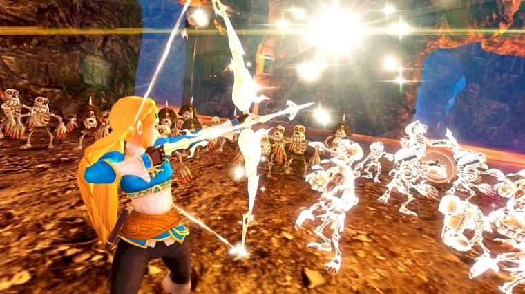 Hyrule Warriors: Definitive Edition - számos karakter feltűnik a legújabb trailerben bevezetőkép