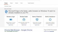 Így próbál lebeszélni a Chrome letöltéséről a Microsoft kép