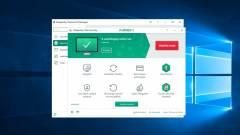 Kaspersky Total Security (2018) teszt: nehéztüzérség kép