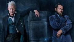 Jude Law a tökéletes Dumbledore kép