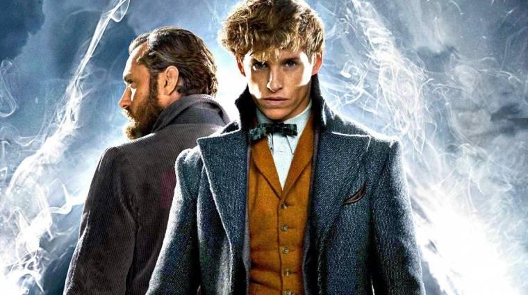 Szinkronos előzetesen a Legendás állatok: Grindelwald bűntettei kép