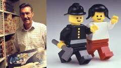 Meghalt a férfi, akinek a LEGO-figurákat köszönhetjük kép