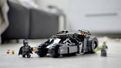 Érkezik egy LEGO Batmobil, amihez végre nem kell majd Bruce Wayne bankkártyája kép