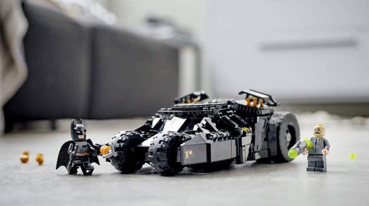 Érkezik egy LEGO Batmobil, amihez végre nem kell majd Bruce Wayne bankkártyája bevezetőkép