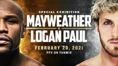 Jövőre összecsap Floyd Mayweather és Logan Paul kép