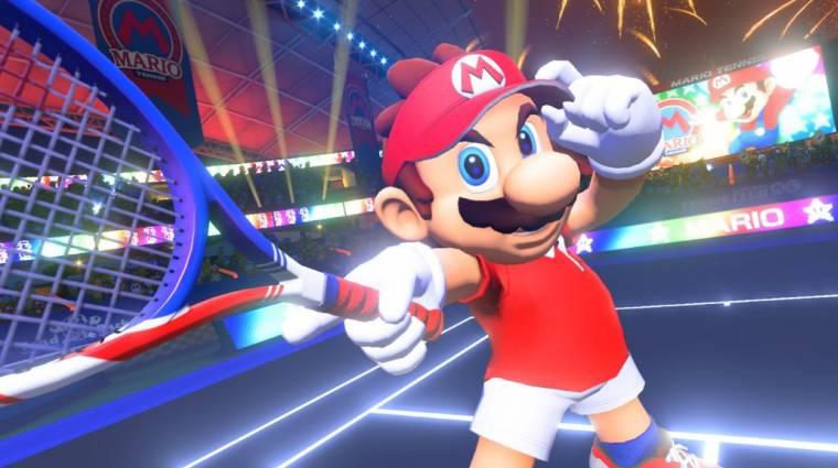 Mario Tennis Aces - kipróbálhatjuk a megjelenés előtt bevezetőkép