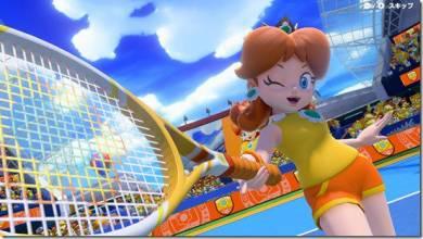 Rövid ideig ingyenes lesz a Mario Tennis Aces