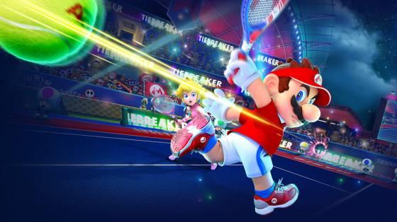 Mario Tennis Aces infódoboz