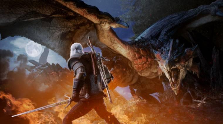 Monster Hunter: World - Geralt itt is szörnyvadásznak áll bevezetőkép