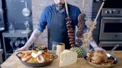 Egy szakács összedobta a valóságban a Monster Hunter World kajáit, mindet ennénk kép
