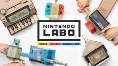 Érkezett egy rakás új videó a Nintendo Labo működéséről kép