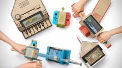 Zseniálisak a Nintendo Labo verseny nyertes kreálmányai kép