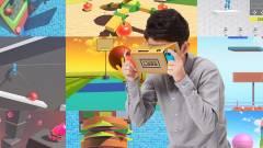 Nintendo Labo - sokféle kalandban lehet részünk a kartonból készült VR szemüveggel kép