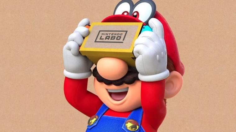 Már VR-ban is nyomhatod az új Zeldát és a Super Mario Odyssey-t bevezetőkép