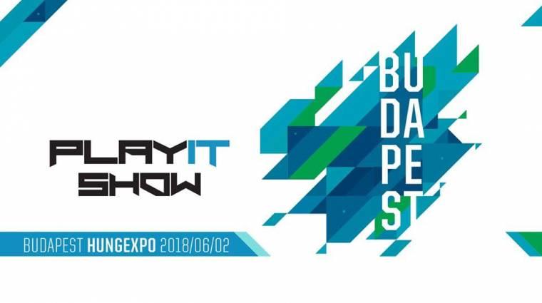 Megvan a következő budapesti PlayIT Show időpontja bevezetőkép