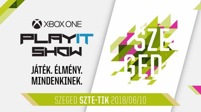 Vasárnap irány a PlayIT Szeged! bevezetőkép