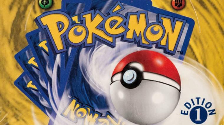 120 millió forintért kelt el egy doboznyi Pokémon kártya bevezetőkép