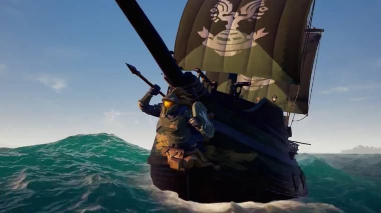 Sea of Thieves - ha siettek, egy Halo-féle Spartan hajót kaphattok ajándékba bevezetőkép