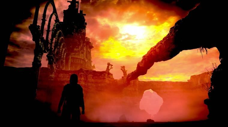 Shadow of the Colossus - egy új funkciót is kap a megszépülő legenda bevezetőkép
