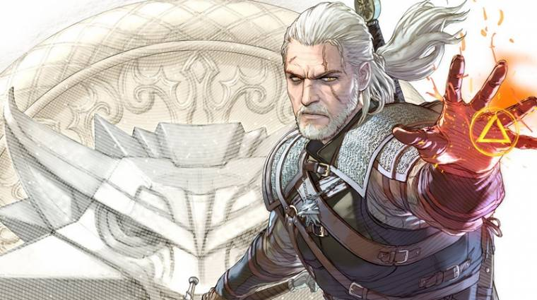 Már tudjuk, melyik játékban bukkan fel Geralt bevezetőkép