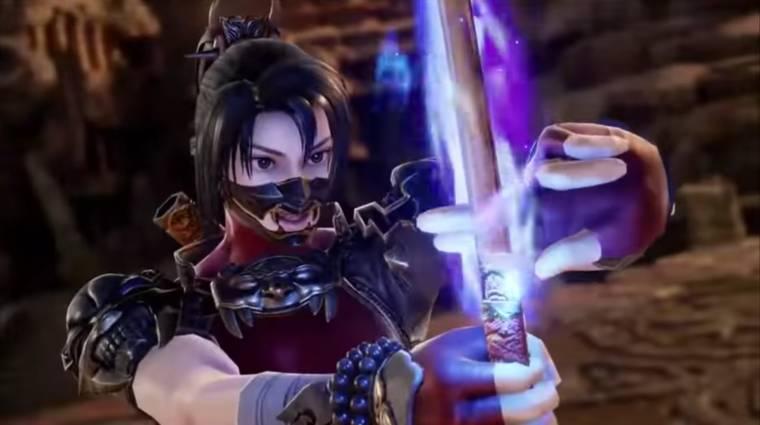 SoulCalibur VI - még a hivatalos bejelentés előtt kiderült, hogy visszatér egy korábbi karakter is bevezetőkép