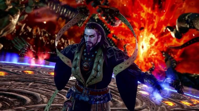 Soulcalibur VI - elég durva karakter lesz Azwel bevezetőkép