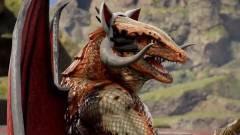 Soulcalibur VI - íme Wizard Lizard, a közönség által készített karakter kép