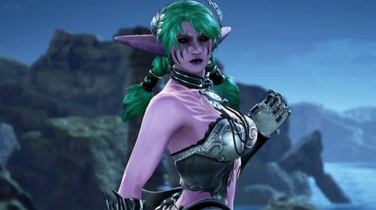 Soulcalibur VI - fura dolgokat művelnek a játékosok a karakterkészítővel bevezetőkép