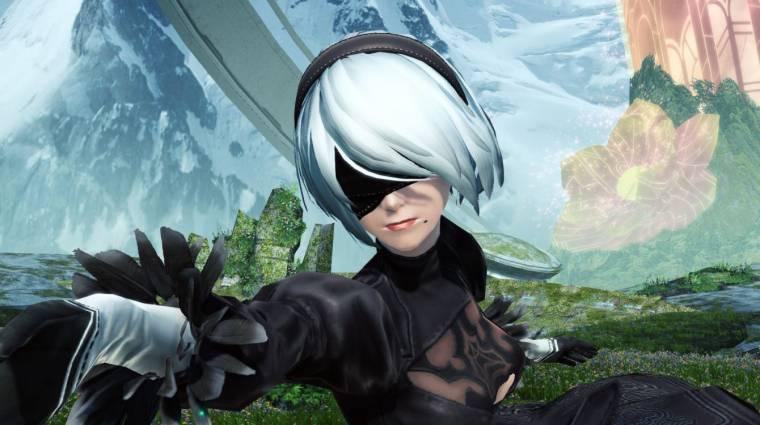 SoulCalibur VI - megvan, mikor kerül be a NieR: Automata főszereplője bevezetőkép