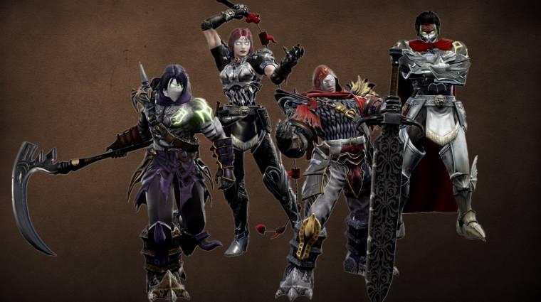 SoulCalibur VI - így harcolnak a Darksiders és a Warcraft karakterei bevezetőkép