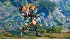 Street Fighter V: Arcade Edition - Monster Hunter: World skineket is kapunk kép