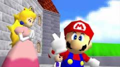 Már stabil 60fps-sel is játszható a Super Mario 64 kép