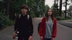 The End of the F***ing World - Megérkezett a Netflix új sorozatának első előzetese kép