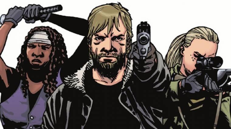 Véget ért a The Walking Dead képregénysorozat bevezetőkép