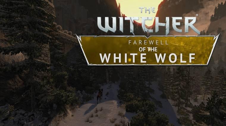 Ez a The Witcher 2-es mod egyetlen nagy epilógussal zárja le Geralt kalandját bevezetőkép