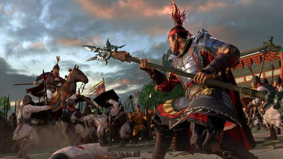 Total War: Three Kingdoms infódoboz