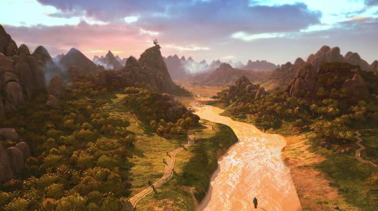 Total War: Three Kingdoms - most megismerkedhetünk a kampány térképével bevezetőkép