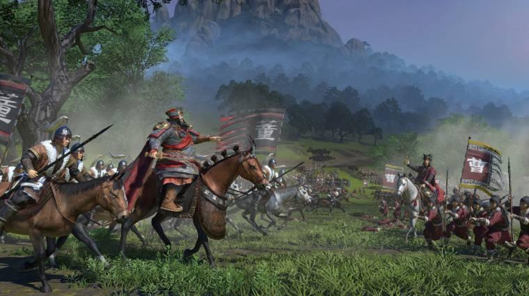 Total War: Three Kingdoms - itt a modtámogatás, végre bele lehet nyúlni a játékba bevezetőkép
